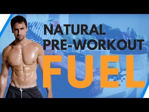 My 6 Favorite (NATURAL) Pre-Workout Ingredients for Energy and Focus