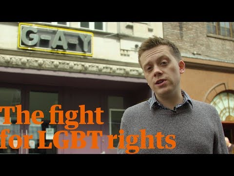 LGBT people still have to fight 30 years on from Section 28 | Owen Jones talks ...