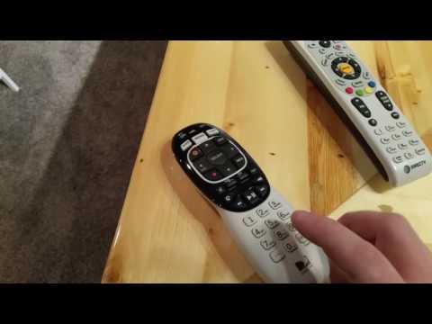 Directv Remote programming!