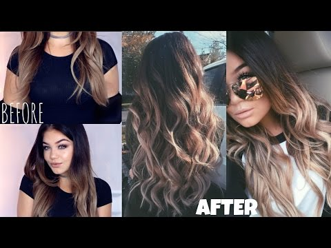 Voluminous Soft Waves Hair Tutorial | Blissfulbrii