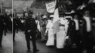 100 years of women