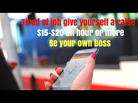 HOW TO MAKE $15-$20 PER HOUR BY FOLLOWING THESE EASY METHODS!!!!