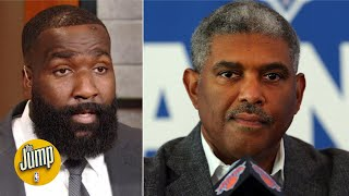 Steve Mills, not David Fizdale, is the real problem for the Knicks - Kendrick Perkins | The Jump