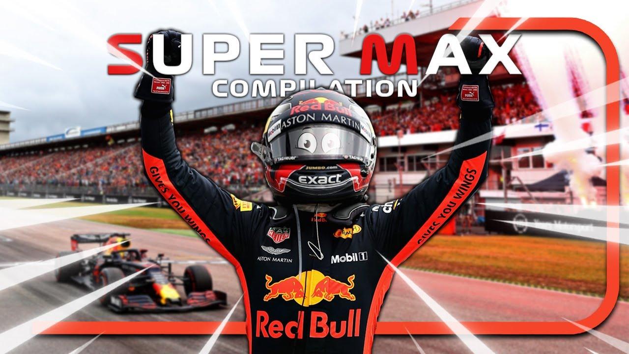 F1 Super Max Meme Compilation