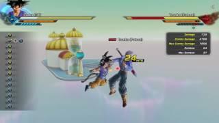 Dragon ball xenoverse 2  XB1  Gt Goku Combo video