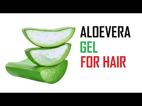 Aloe Vera Gel For Hair Fast And Healthy Growth