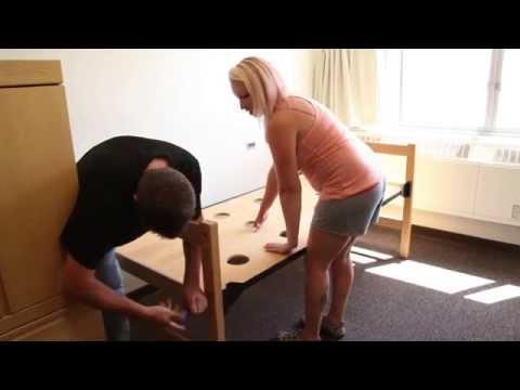 How to Loft & Deloft Bed   Gannon