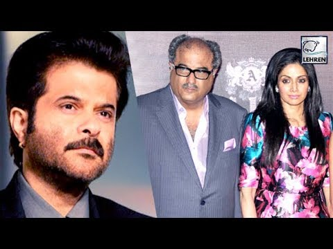 Why Did Anil Kapoor And Boney Kapoor Fight For Sridevi ?