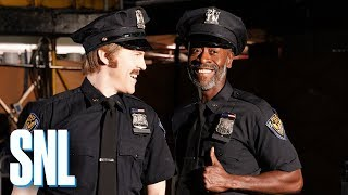 Download SNL Host Don Cheadle and Alex Moffat Are Buddy Cops Video