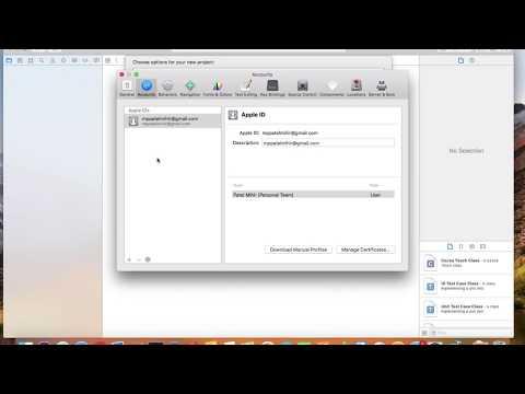 iOS Mobile App Development Tutorial For Beginners - 2 - Installing Xcode 9