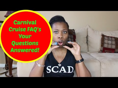 Your Questions Answered in Detail!  - Carnival Cruise FAQ