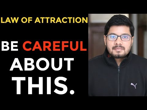 MANIFESTATION #72: Law of Attraction Success Story - BE CAREFUL! | How to Use Law of Attraction