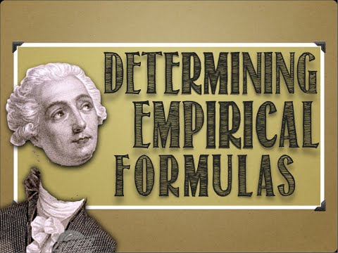 Composition Mathematics: Determining Empirical Formula From Percent Composition