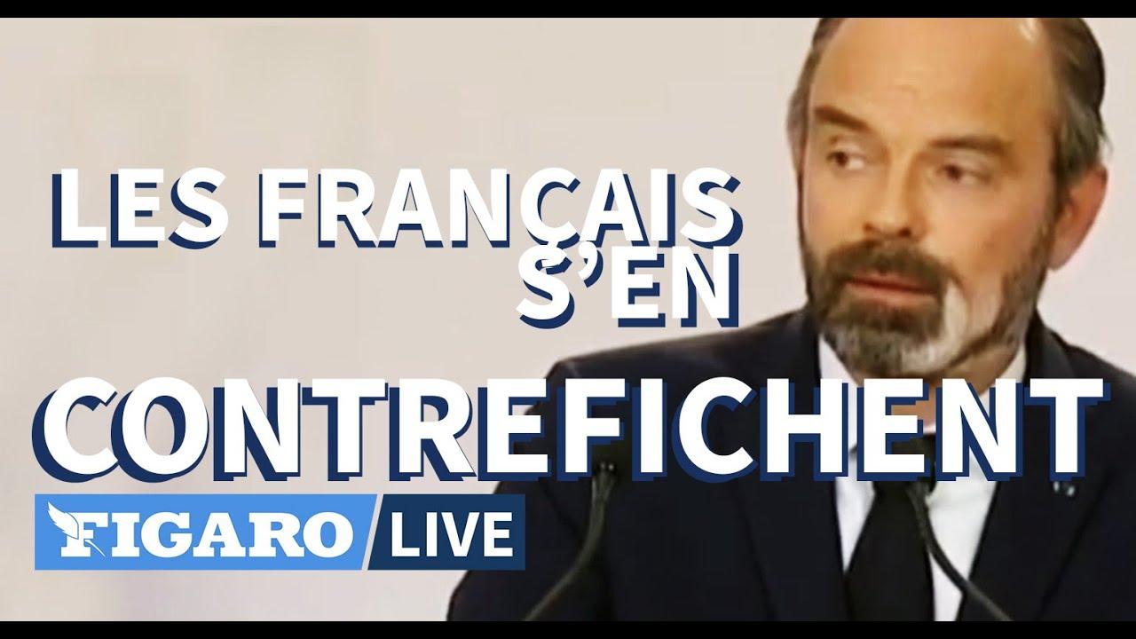 Tensions avec Macron: les Français «s'en CONTREFICHENT» lance Édouard Philippe en quittant la salle