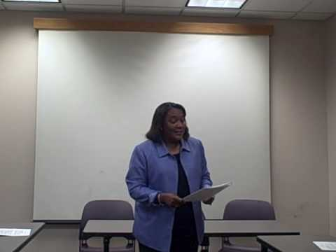 Dealing with Rejection in Job Search by Dr. Vonna Milligan
