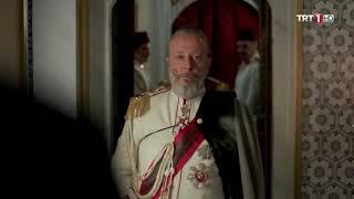 Alman kralı Wilhems'in sultan Abdülhamid'i övüş sahnesi