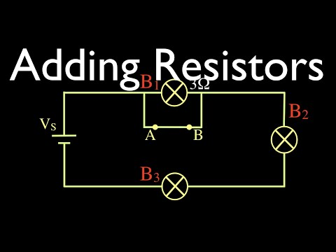 Resistors in Series: Adding Resistance Part 1 (4 of 16)