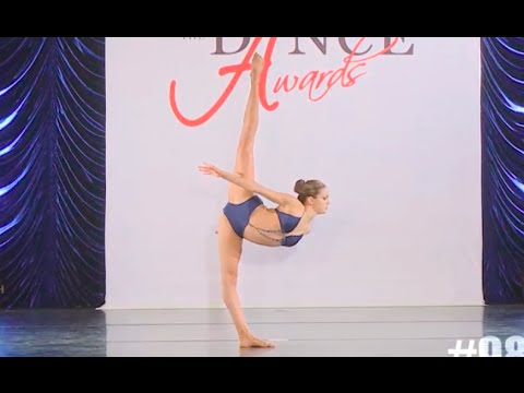 Vivian Ruiz - Always On My Mind (Solo For Finals Comp at The Dance Awards)