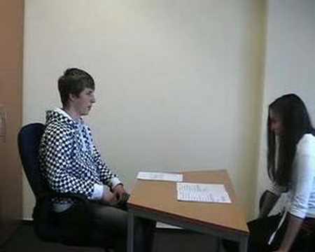 A.E. job interview