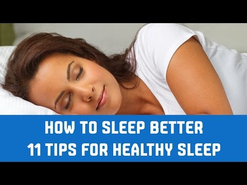 How to Sleep Better? 11 Tips for Healthy Sleep | Natural Ayurvedic Home Remedies