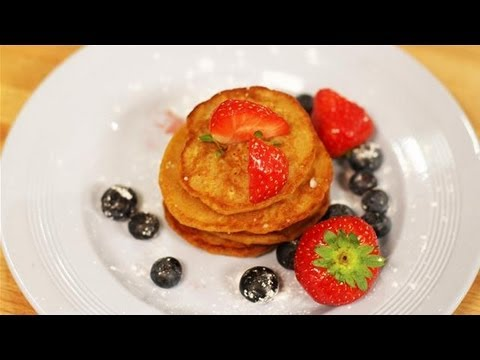 How To Make Sweet Potato Pancakes: Cooking For Kids