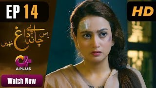 Drama   Is Chand Pe Dagh Nahin - Episode 14   Aplus Dramas   Zarnish Khan, Firdous Jamal, Amna Malik