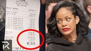 The Most Ridiculous Things Celebs Spent Their Money On