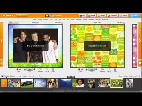 Create a Photo Calendar in 10 Minutes