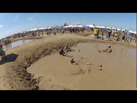 Olympic Mud Swimming Backfloat Gold: Mudd Volleyball Denver - March of Dimes Mud Volleyball