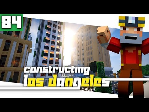 Constructing Los Dangeles: Season 2 - Episode 84! (Penthouse Progress!)