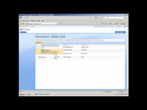 SharePoint Server 2007 Creating Surveys