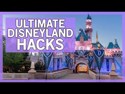 Disneyland Hacks You Didn't Know