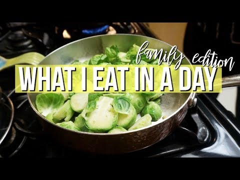 WHAT I EAT IN A DAY : QUICK HEALTHY BREAKFAST, LUNCH AND DINNER MEALS / TUTORIAL | SCCASTANEDA