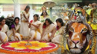 Malayala Mannil | Onam Music Video Song |  Shaheen Abbas | Unni Menon | Murali Raghav