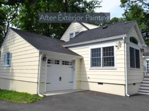 Monk's Home Improvements Exterior Paint Job: New Providence, NJ