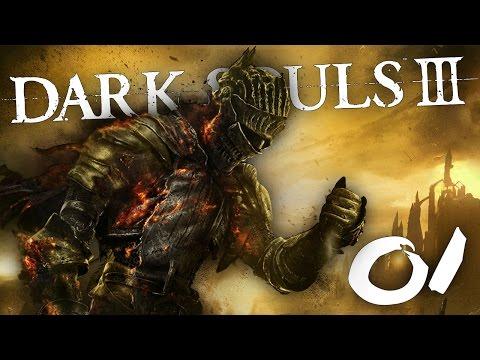 LET THE CARNAGE BEGIN! - Dark Souls 3 [PC] Livestream w/ Hydros