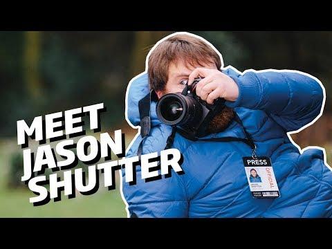 Meet Jason Shutter, Celebrity Photographer | Specsavers