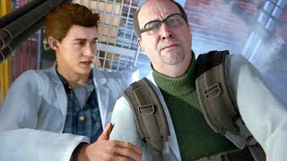 Spider-man Ps4: Dr. Octavius Test Suit Fails & Committee Director Grows Concerned About His Work