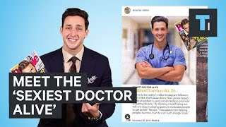 Meet the 'Sexiest doctor alive'