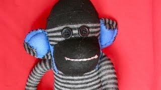 Rockin Sock Monkey Tutorial