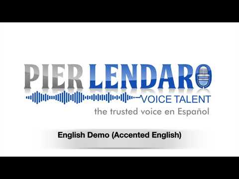 English Demo Accented English