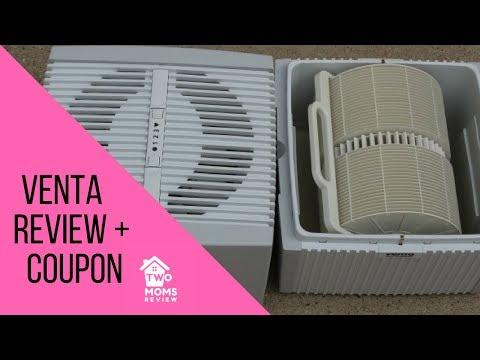 Venta Air Humidifier, Air Purifier & Diffuser in One!! Plus Save 10%!