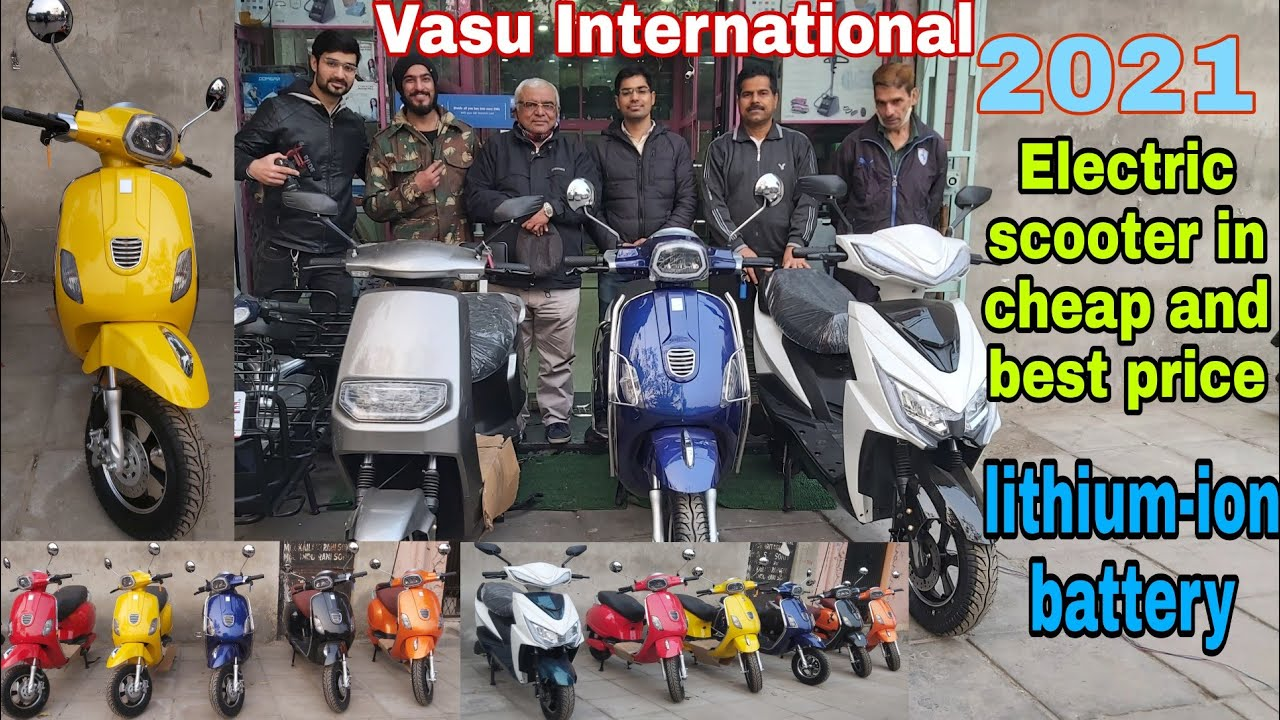Electric Scooter in cheap and best price सिर्फ ₹10 में चलेगी 60 किलोमीटर #reducepollution #electric