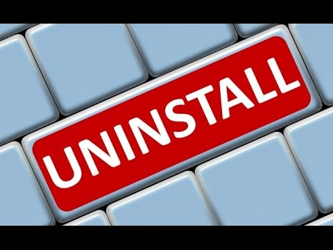 How to uninstall programs from your computer - Basic Computer lesson
