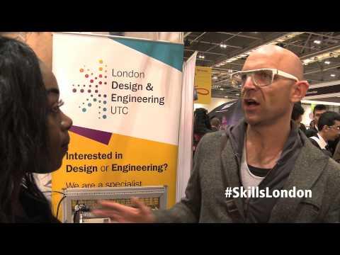 Skills London 2014: Jason Bradbury from the Gadget Show
