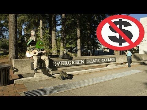 Evergreen State College Facing $21 Million Budget Cut After Massive Enrollment Drop