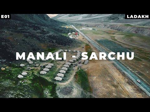 Ladakh Road Trip | Delhi - Manali - Sarchu | Point Of View - Part 1