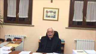 Intervista a don Nino Minetti Superiore Provincia Romana Opera don Guanella