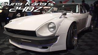 Fast & Furious Sung Kang's (Han) Datsun 240Z in Gran Turismo - SEMA 2015 - FuguZ Built by GReddy