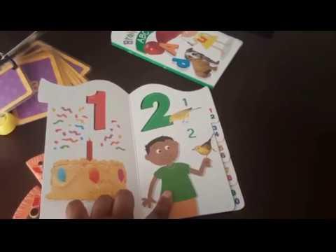 Homeschool Toddler/PreK/Kindergarten Weekend Learning (Math, Logic, Tracing/Writing, and Alphabets)